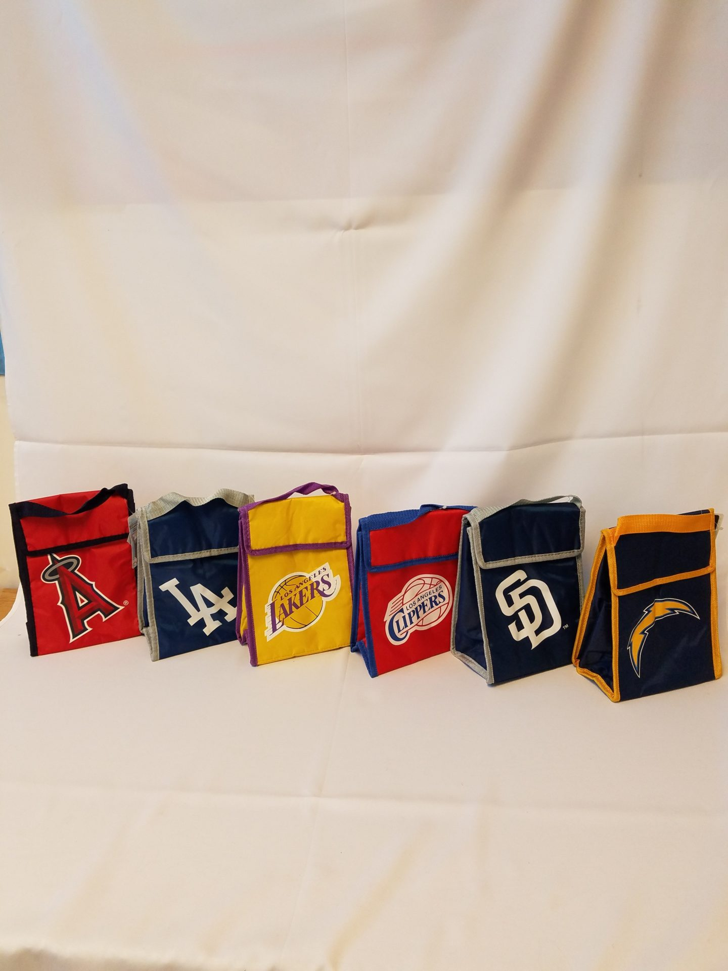 Insulated Lunch Bags - SoCal Teams