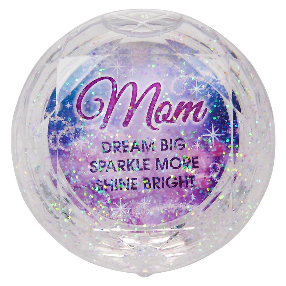 Mom Water Globe Picture Frame