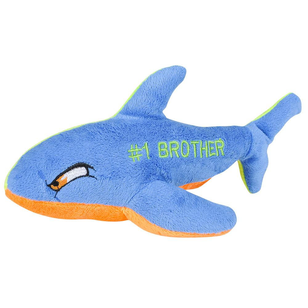 Brother Shark Plush