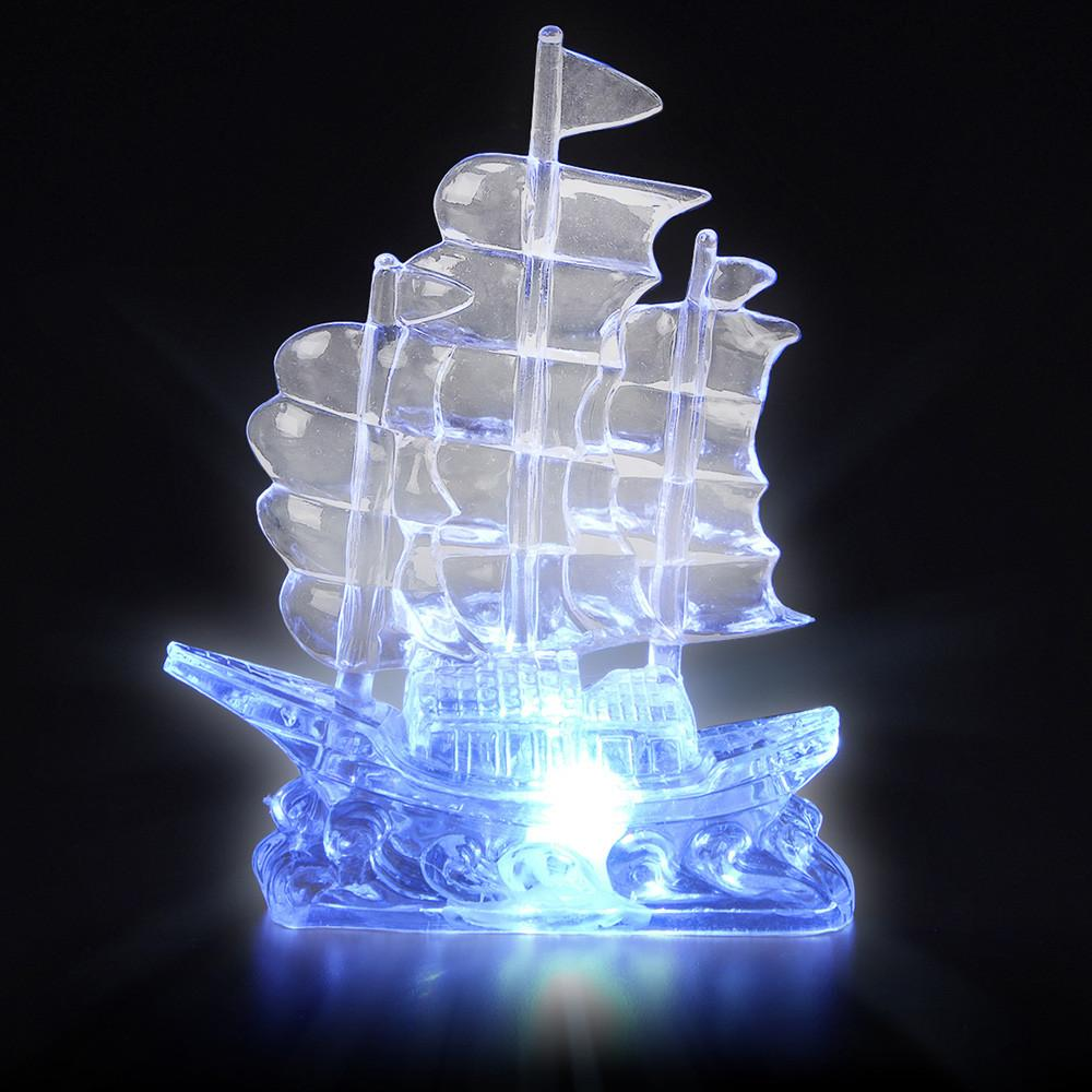 Light Up Ship